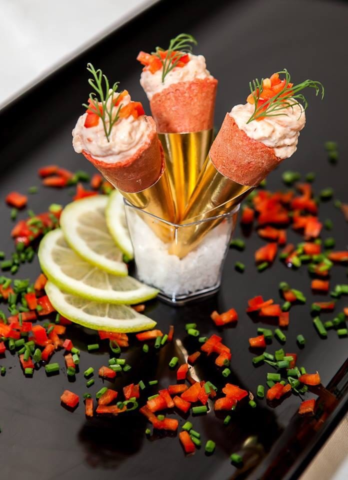 Catering tomatcone
